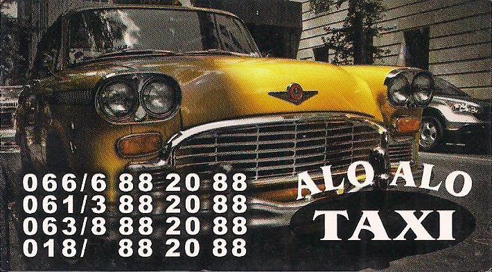 Alo Alo Taxi