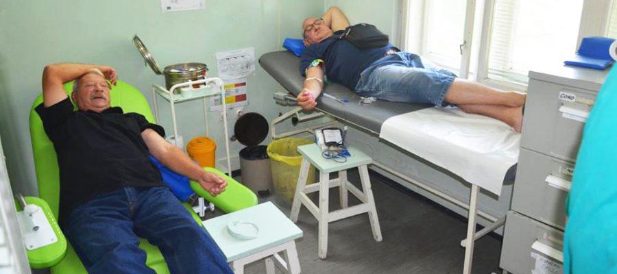 Akcija dobrovoljnoig davanja krvi