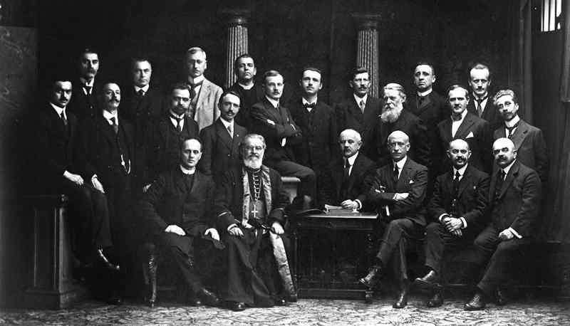 Delegacija SHS