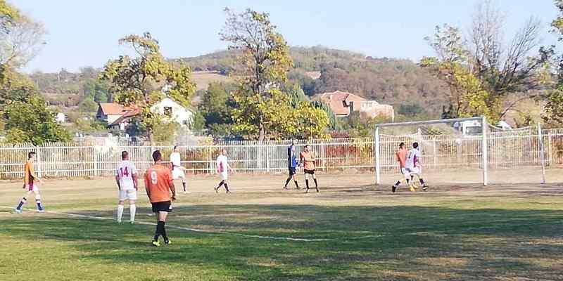 Detalj sa utakmice OFK Rutevac - Rutevac