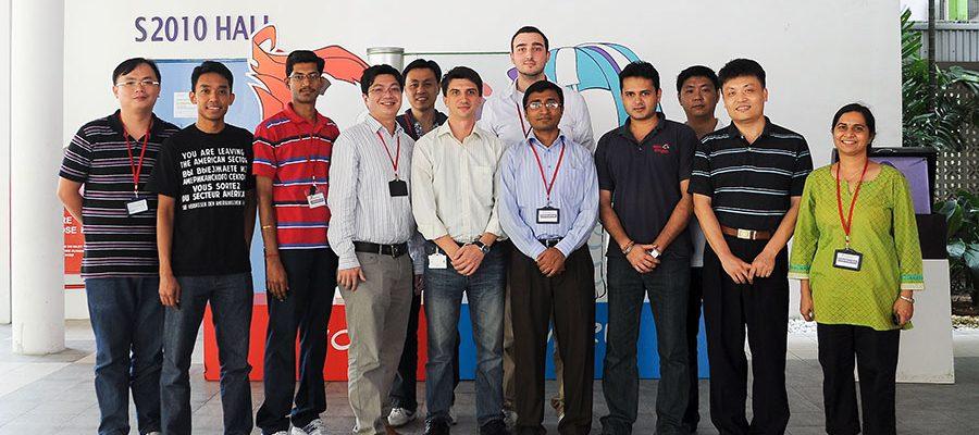 Atos Origin YOG Staff Group 04