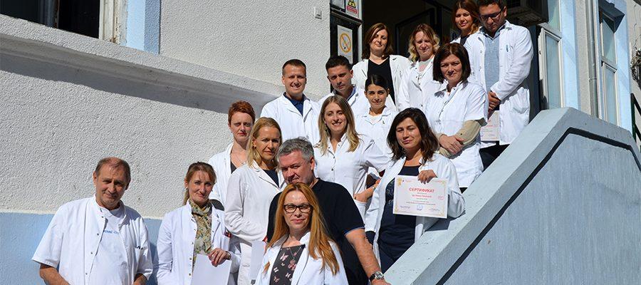 kurs Opšta bolnica Aleksinac