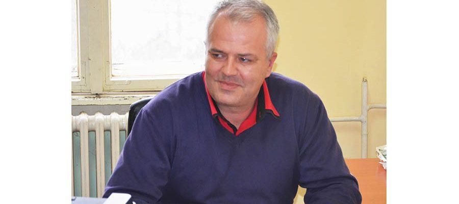 poslanik Dalibor Radičević