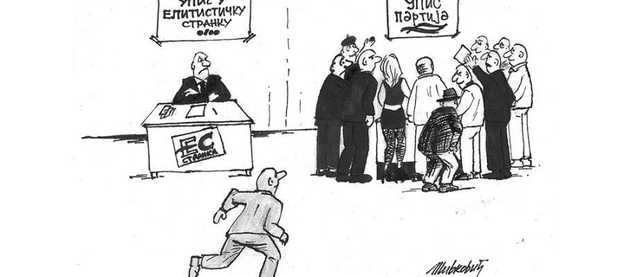 elitistička stranka