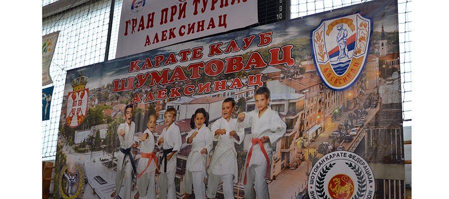 Karate gran pri