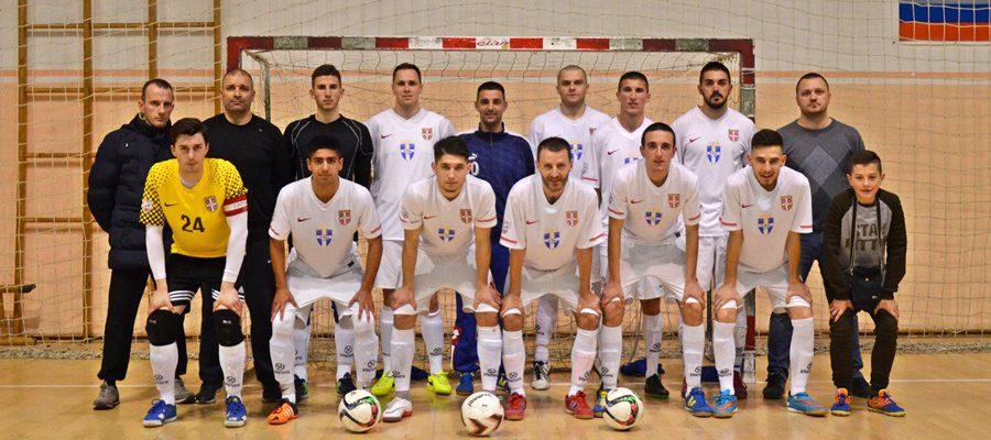 Ekipa KMF Aleksinac 2015