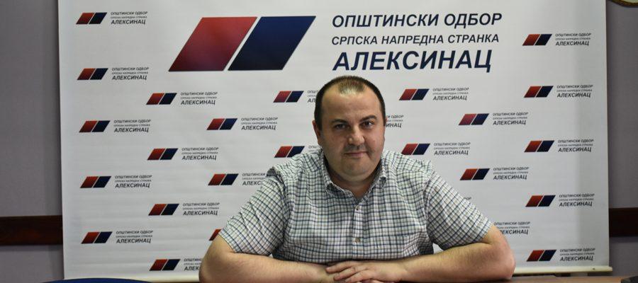 OO SNS Dragan Milojević
